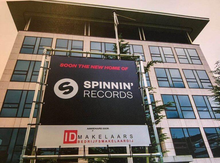 Spandoek Spinnin' Records