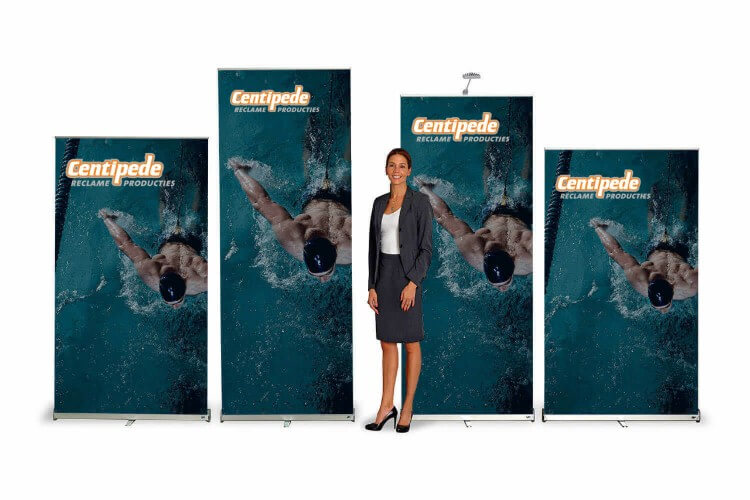 Expolinc Roll-Up Compact Bannersysteem